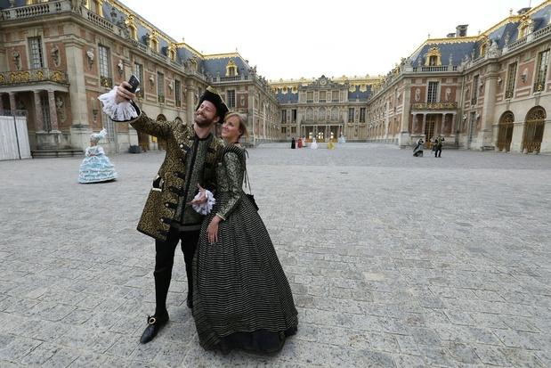 A Versailles, une exposition sur la renaissance du château royal sous la République