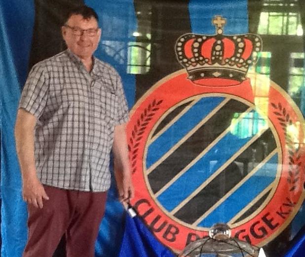 Gewezen conciërge en uitbater Club Brugge cafetaria op Jan Breydel overleden