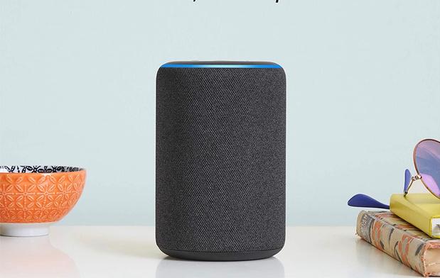 Amazon dicht veiligheidslek slimme luidspreker