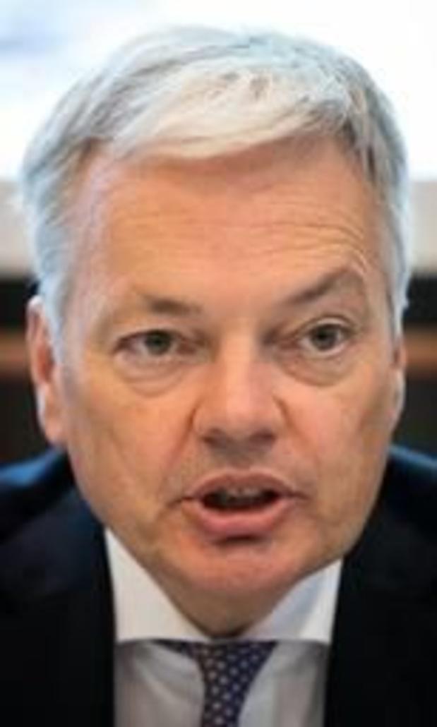 """Explosions au Sri Lanka - Le ministre Reynders condamne fermement """"ces actes de haine"""""""