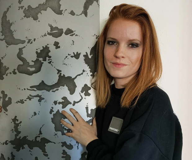 Metaaldesigner Chanel Kapitanj: 'Met mijn werk kan ik me op een andere manier uitdrukken dan met woorden'