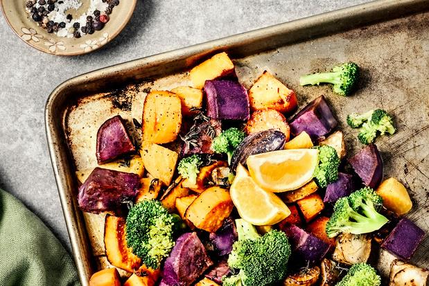 Acht hyperconcrete suggesties om meer groenten en fruit te eten