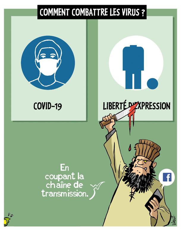 """Les complément de Vadot: le professeur Paty, la peur en Europe, la grippe saisonnière et le kit """"corona couple"""""""