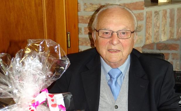 Oud-journalist van De Zeewacht Edmond 'Mongsje' Tourlamain overleden