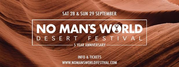 Tentez de remporter vos pass pour le No Man's World Festival !