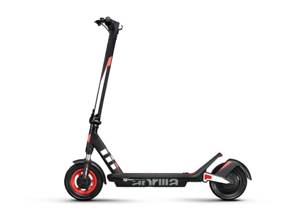 Aprilia bouwt elektrische scooter eSR2
