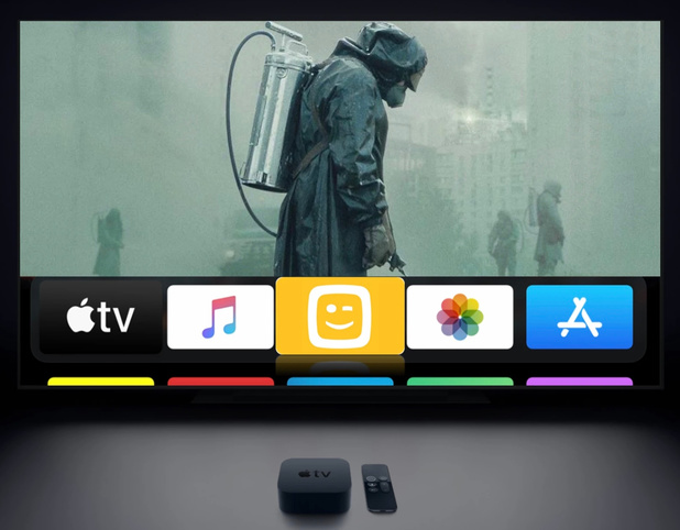 TV-app van Telenet nu ook beschikbaar op Apple TV en Android TV