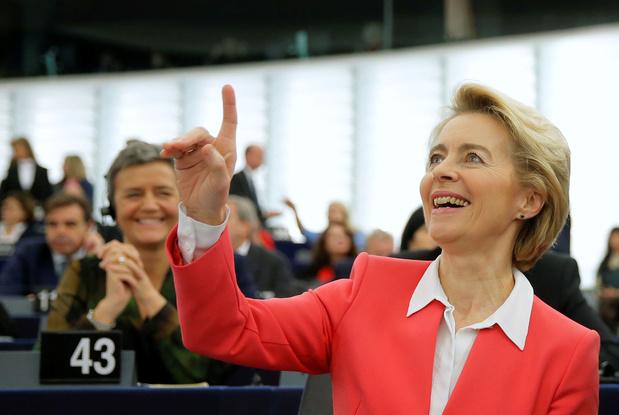 Europese topvrouwen hebben groene microbe te pakken