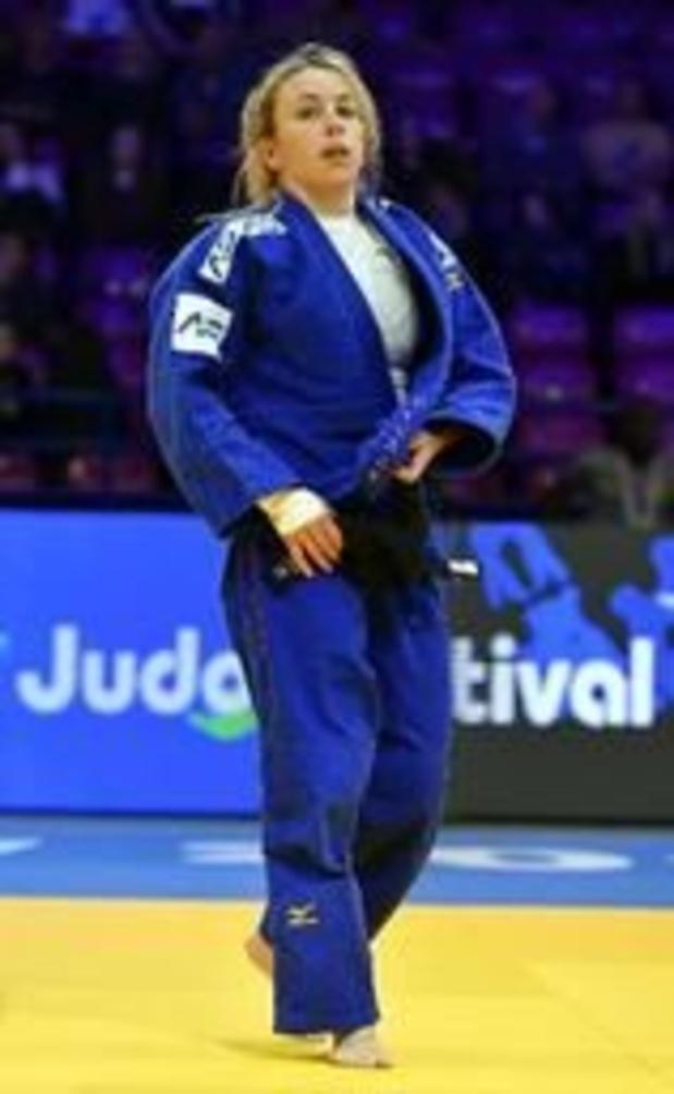 Nina Derwael, Charline Van Snick et Toma Nikiforov parmi les 50 athlètes belges à Minsk
