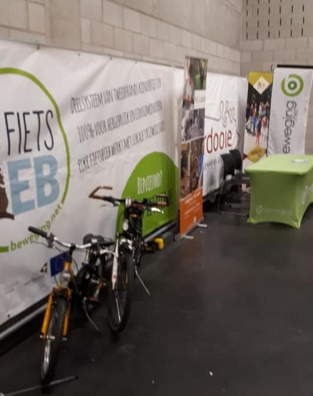 Ardooise fietsbieb start de activiteiten