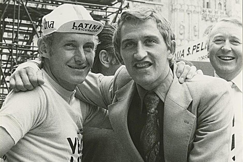 """""""Het was een koffer vol geld of de eindzege in de Giro"""""""