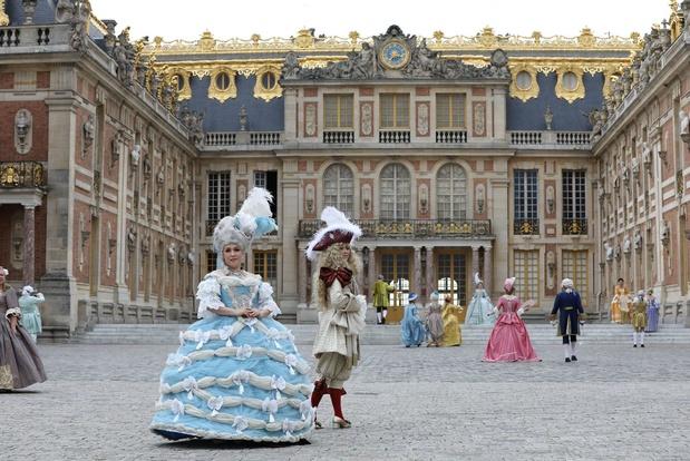 Versailles presque désert : il y a trois fois moins de visiteur
