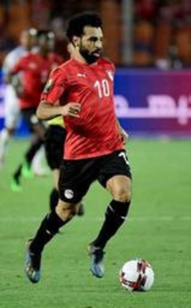 Africa Cup 2019 - Egypte mag als tweede naar achtste finales