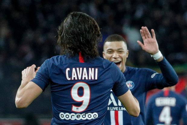 """Le PSG """"ne joue pas sa vie"""" en Champion's League"""