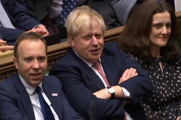 Brexitwet van Boris Johnson krijgt groen licht van Brits Lagerhuis