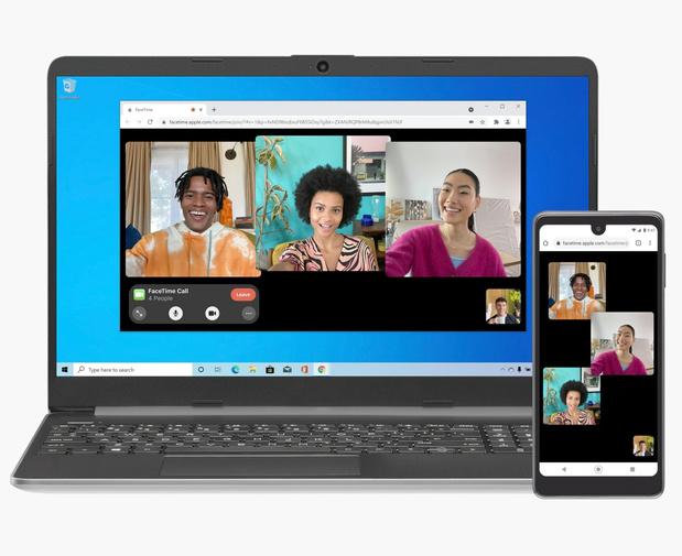 Apple va concurrencer le service de réunions Zoom