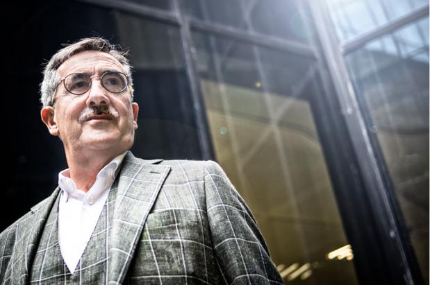 André Knaepen, Cegeka: 'Elke keer de meet in zicht kwam, legden we de lat hoger'