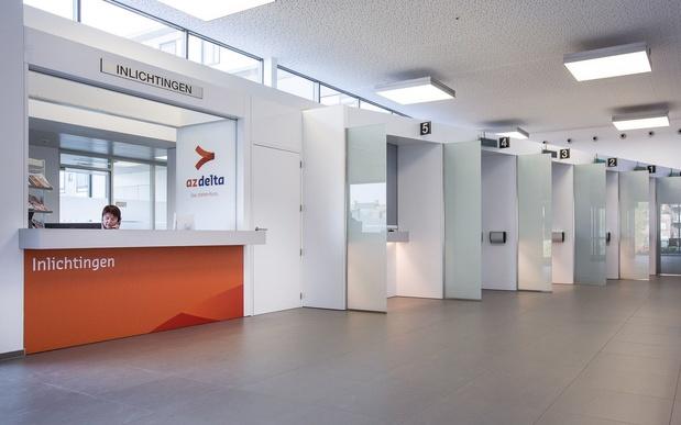 AZ Delta Roeselare verhuist in juni naar nieuwbouw