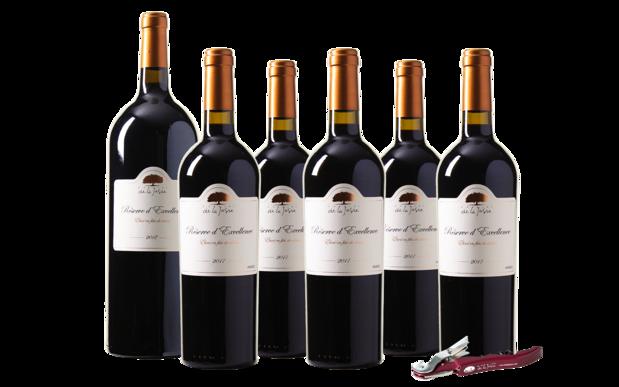 De nieuwe 'Grand Vin' van de exwijnmaker van Mouton Rothschild