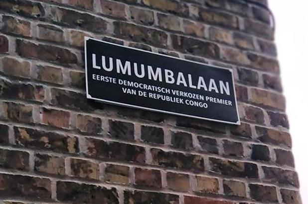 Brugse Leopold II-laan voor één dag Lumumbalaan