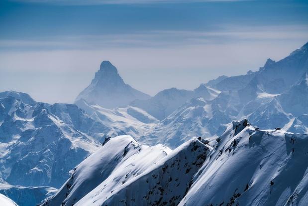 Les glaciers des Alpes pourraient fondre d'ici 2100