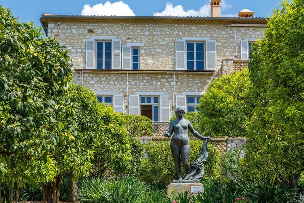 Renoir gevierd in Cagnes-sur-Mer en Essoyes