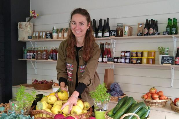 """Anna-Maria opent vegetarische lunchbar: """"Ik hoop mensen te kunnen inspireren"""""""