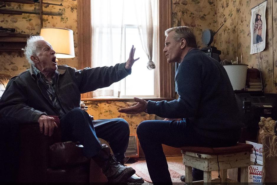 """Viggo Mortensen: """"Falling, c'est une histoire personnelle"""""""