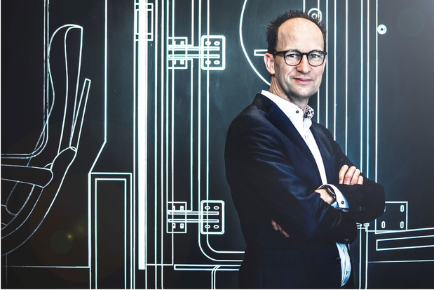 Guido Lemeire est le CIO of the Year 2020