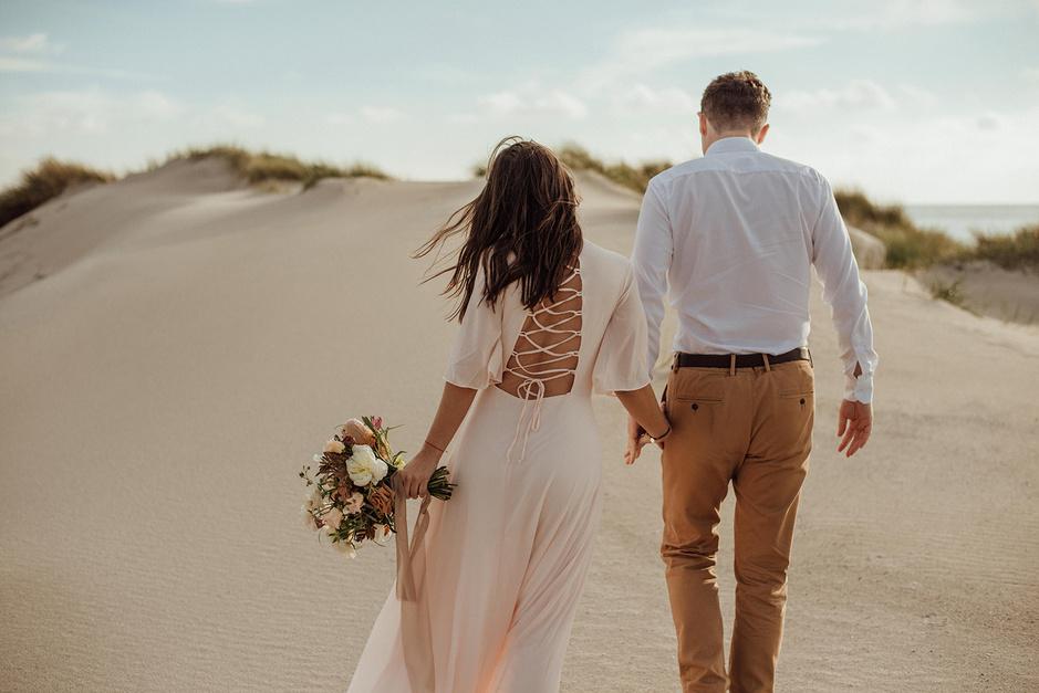 Just the two of us: zo ziet een trouwfeest zonder gastenlijst eruit