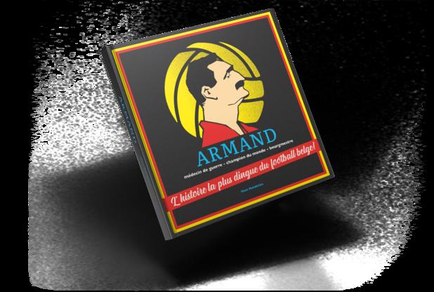 """Gagnez un exemplaire du livre """"Armand"""" !"""