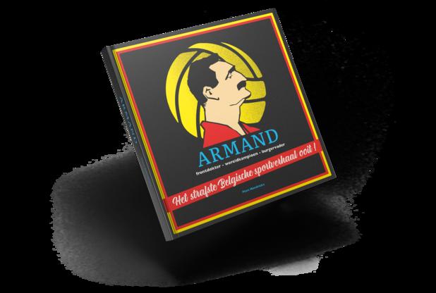 WIN het boek 'Armand'