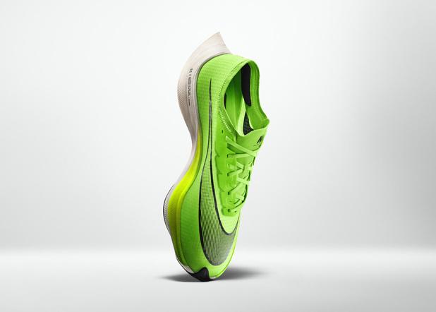 Avec sa révolutionnaire Vaporfly, Nike en tête dans la course à la meilleure chaussure de running