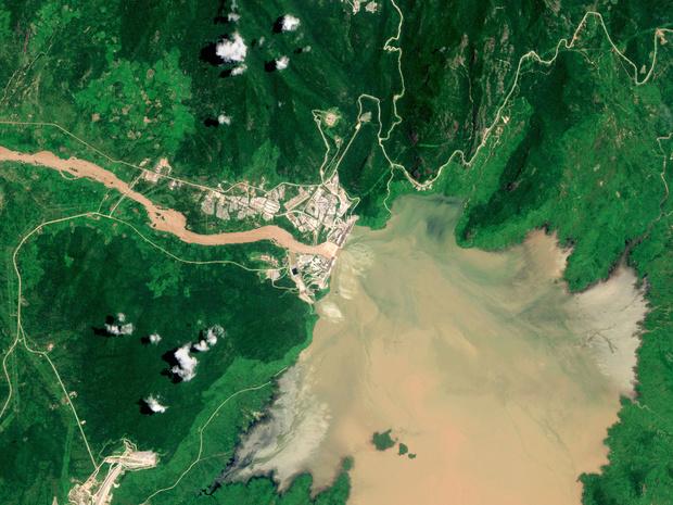 Conflict tussen Egypte en Ethiopië over vullen stuwmeer