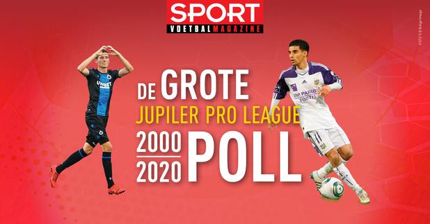 De grote Jupiler Pro League Poll