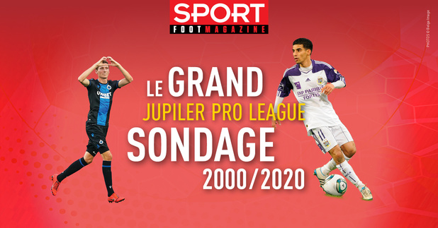 Le grand Jupiler Pro League sondage