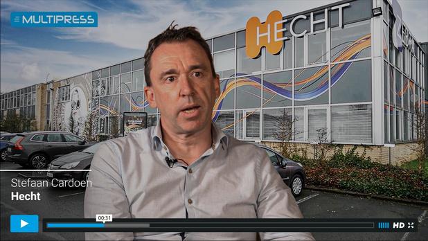 Comment la société Hecht organise méticuleusement ses activités d'impression offset et grand format