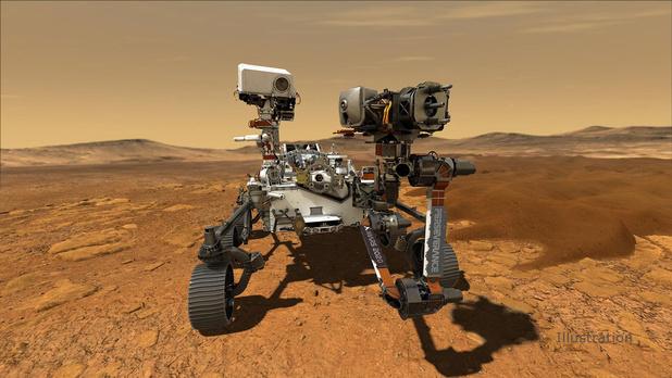 'Waarom Mars deze zomer zo'n populaire bestemming is'