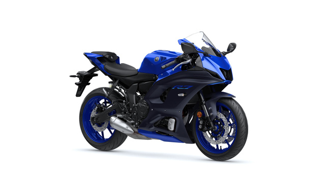 Yamaha R7, la sportive au coeur tendre