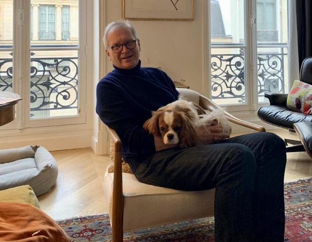 Parijzenaar Franck Verhaeghe is op zoek naar familieleden uit Handzame
