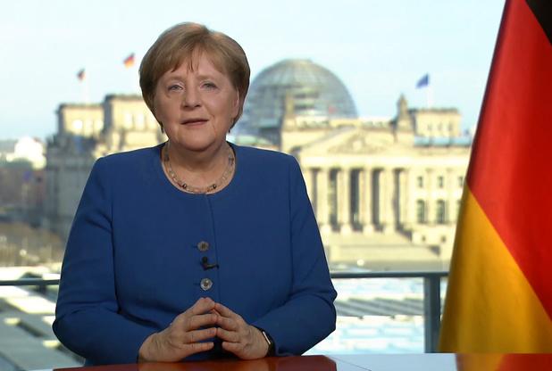 Merkel, testée négative au Covid-19 pour la troisième fois