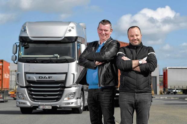"Gazelles Hainaut 2020 ""Petites entreprises"": KESTELOOT LOGISTICS, transport diversifié"
