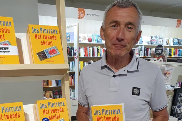 Jos Pierreux stelt nieuwste misdaadroman voor: 'Het tweede skelet'