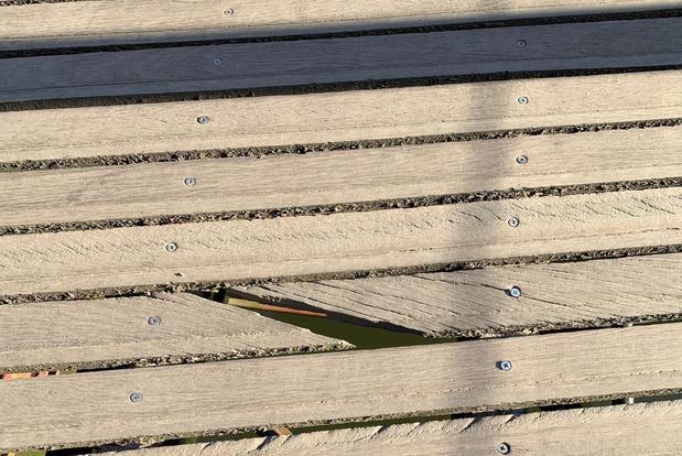 IJsputbrug aan Brugse Minnewater wordt gerestaureerd