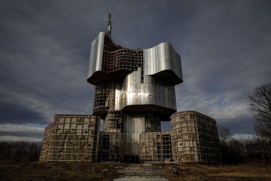 En images: Les reliques du Brutalisme en ex-Yougoslavie, éternels objets de fascination