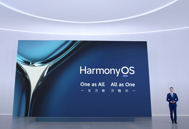 Huawei lance HarmonyOS, un concurrent d'Android et d'iOS