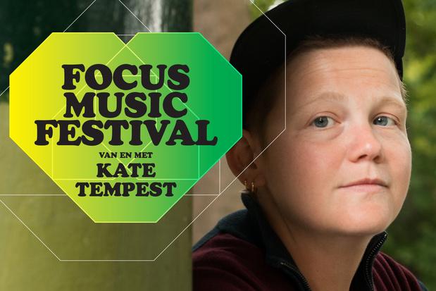 Herbekijk het Focus Music Festival van en met Kate Tempest