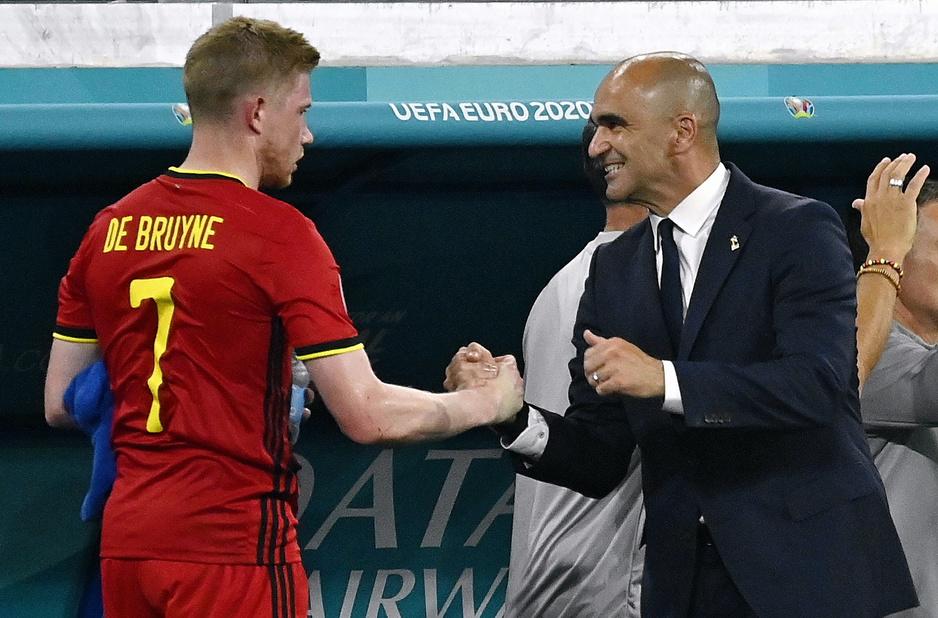 Martinez 'in de wolken' - man van de match Kevin De Bruyne: 'Iedereen was gretig'