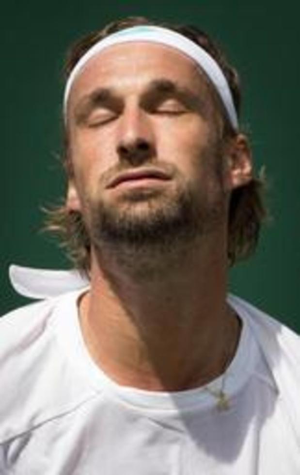 US Open - Ruben Bemelmans in tweede kwalificatieronde uitgeschakeld