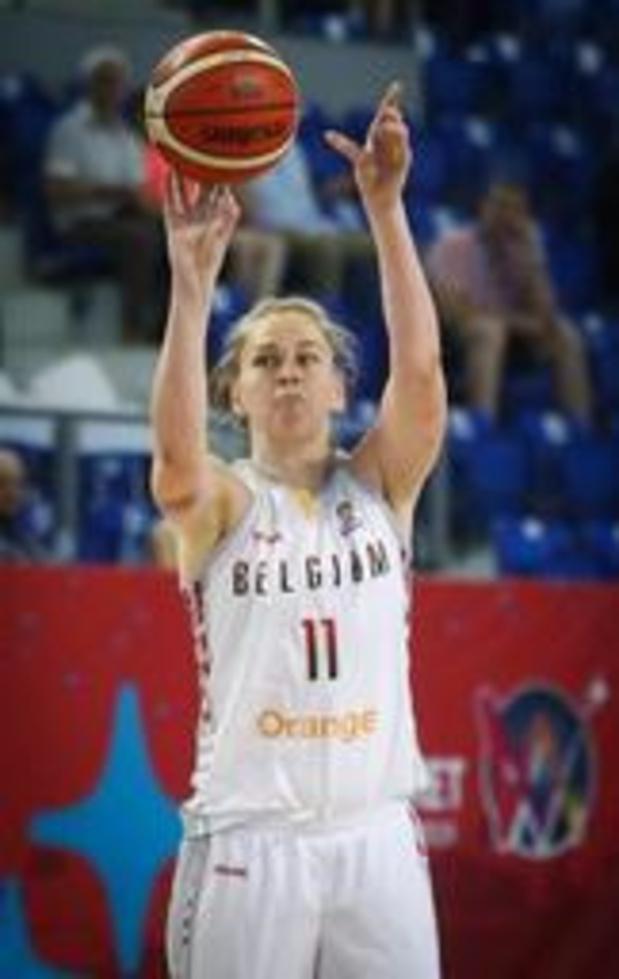 WNBA - Nouveau succès pour Washington Mystics avec Emma Meesseman et Kim Mestdagh